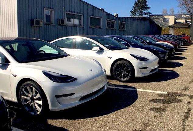infos actualités Tesla